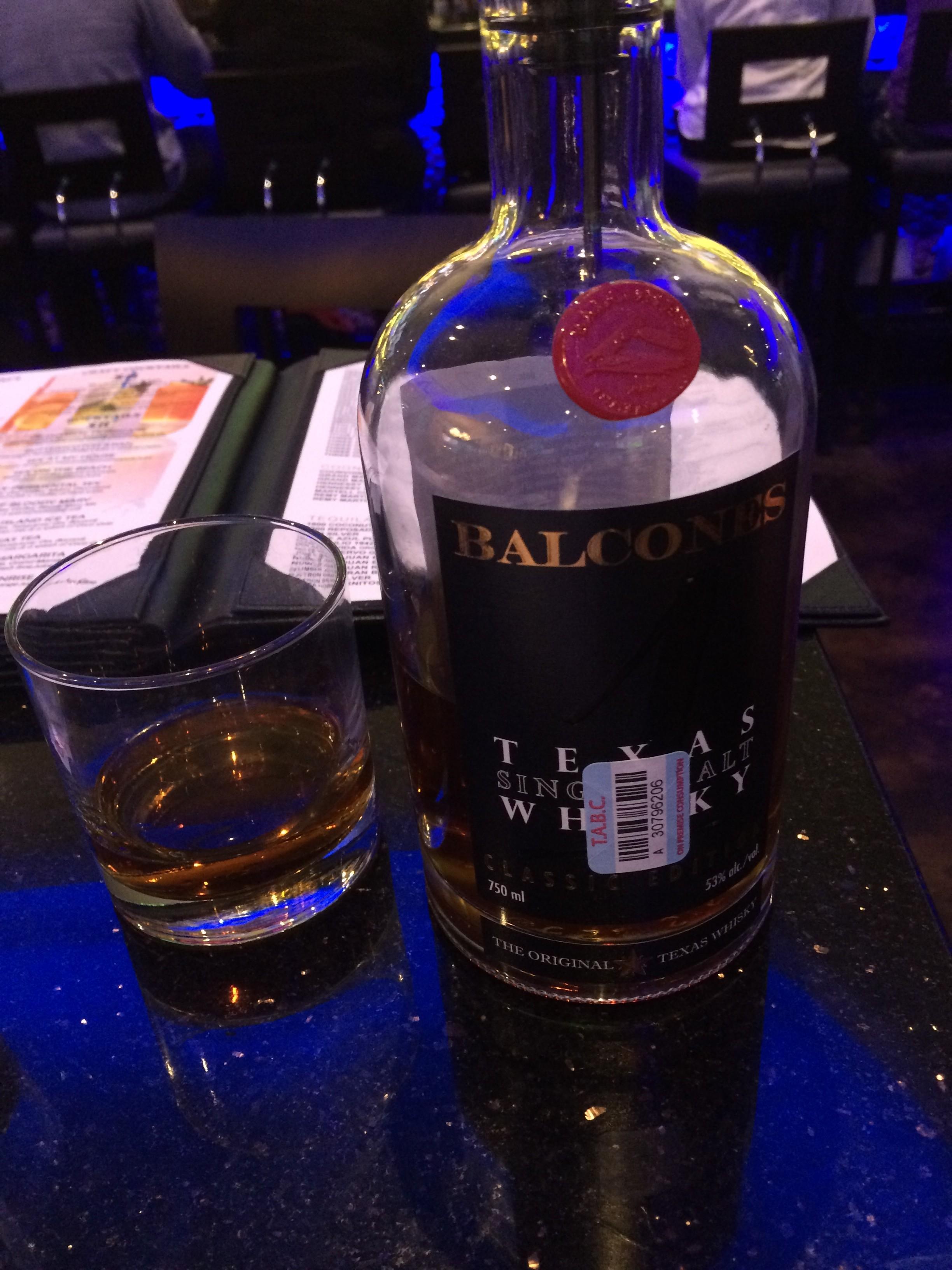 Balcones Single Malt Whisky- Classic Edition