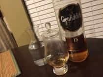 Glenfiddich 15 Year Single Malt Whisky