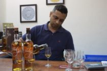 Michael D'Souza and the Paul John Distillery