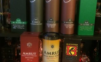 Free Sample Set From My Indian Whisky Collection!